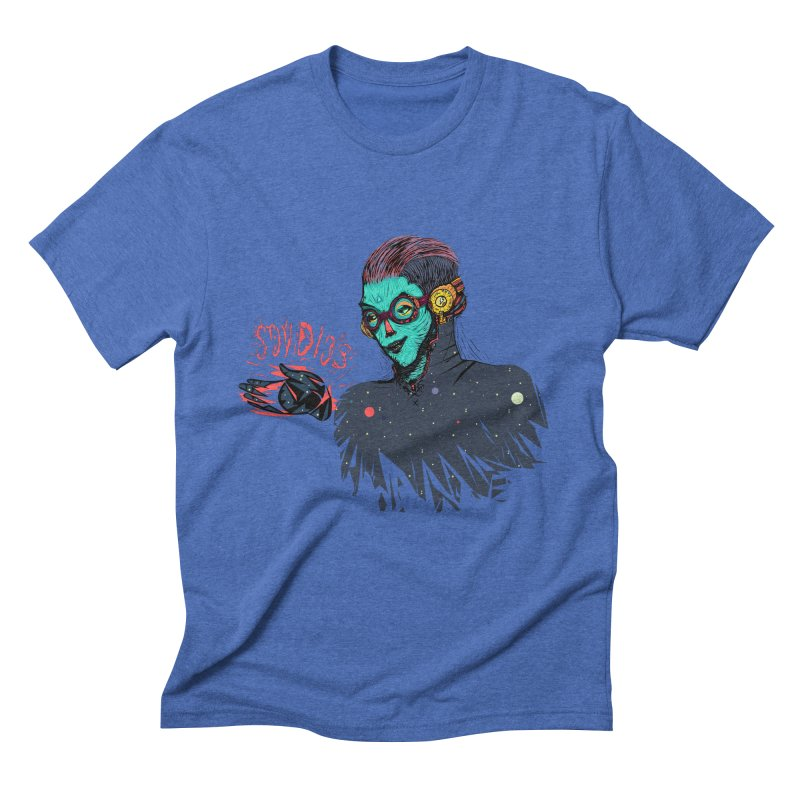 SoyDios! Men's Triblend T-Shirt by creativosindueno's Artist Shop
