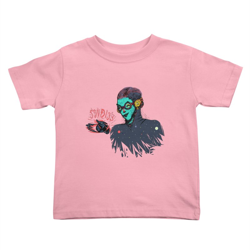 SoyDios! Kids Toddler T-Shirt by creativosindueno's Artist Shop