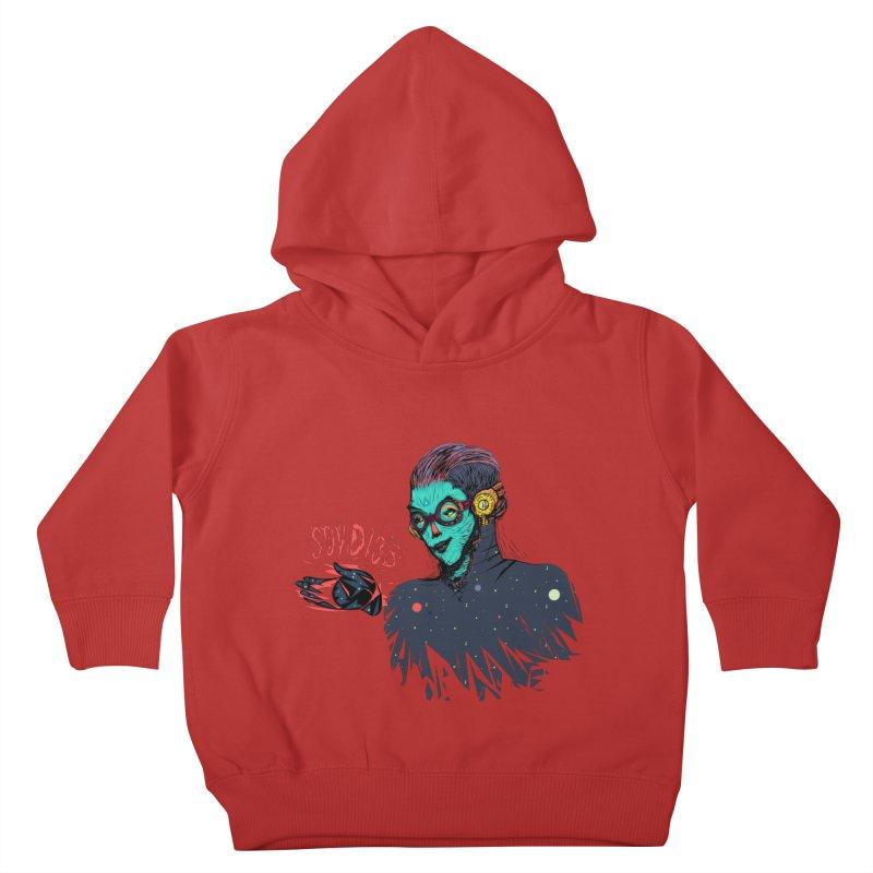 SoyDios! Kids Toddler Pullover Hoody by creativosindueno's Artist Shop