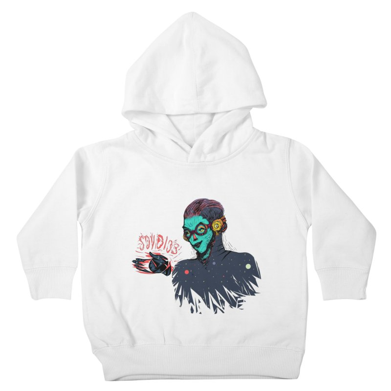 SoyDios! Kids Toddler Pullover Hoody by creativosindueno's Artist Shop