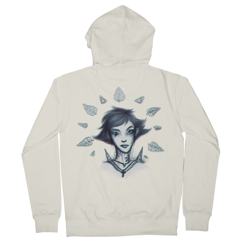 NatureWoman! Women's Zip-Up Hoody by creativosindueno's Artist Shop