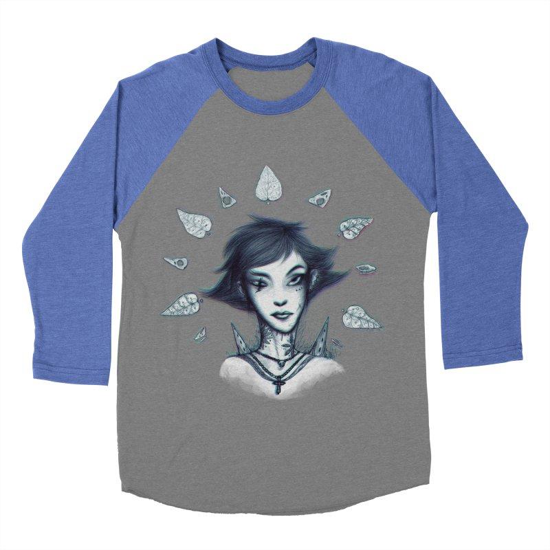 NatureWoman! Women's Baseball Triblend T-Shirt by creativosindueno's Artist Shop