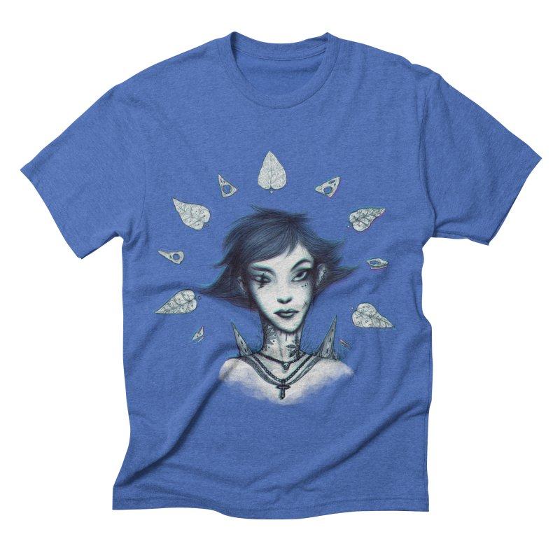 NatureWoman! Men's Triblend T-shirt by creativosindueno's Artist Shop