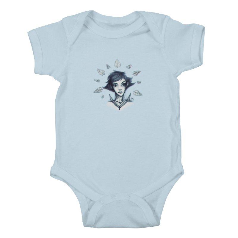 NatureWoman! Kids Baby Bodysuit by creativosindueno's Artist Shop