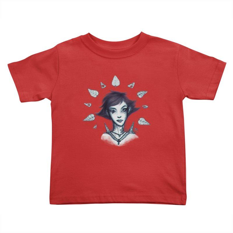 NatureWoman! Kids Toddler T-Shirt by creativosindueno's Artist Shop