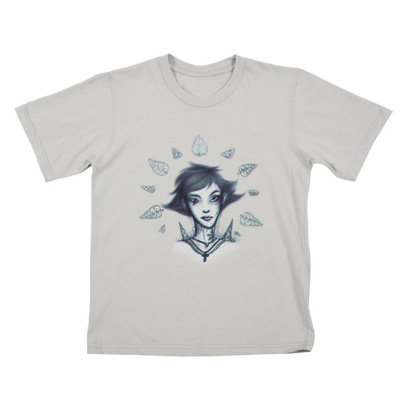 NatureWoman! Kids T-shirt by creativosindueno's Artist Shop