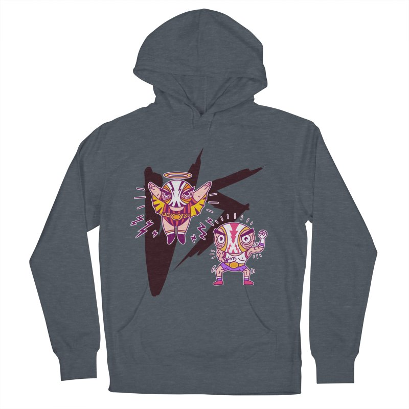 Figthers Women's Pullover Hoody by creativosindueno's Artist Shop