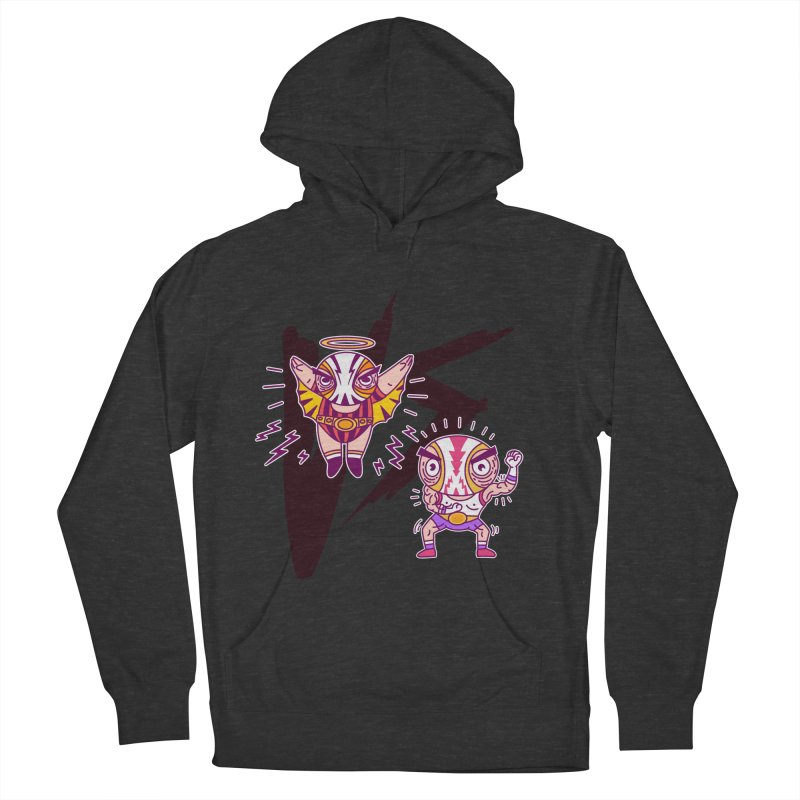 Figthers Men's Pullover Hoody by creativosindueno's Artist Shop