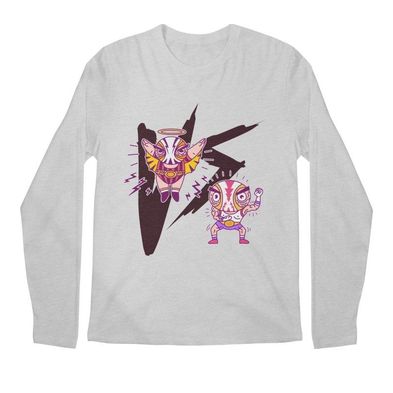 Figthers Men's Longsleeve T-Shirt by creativosindueno's Artist Shop