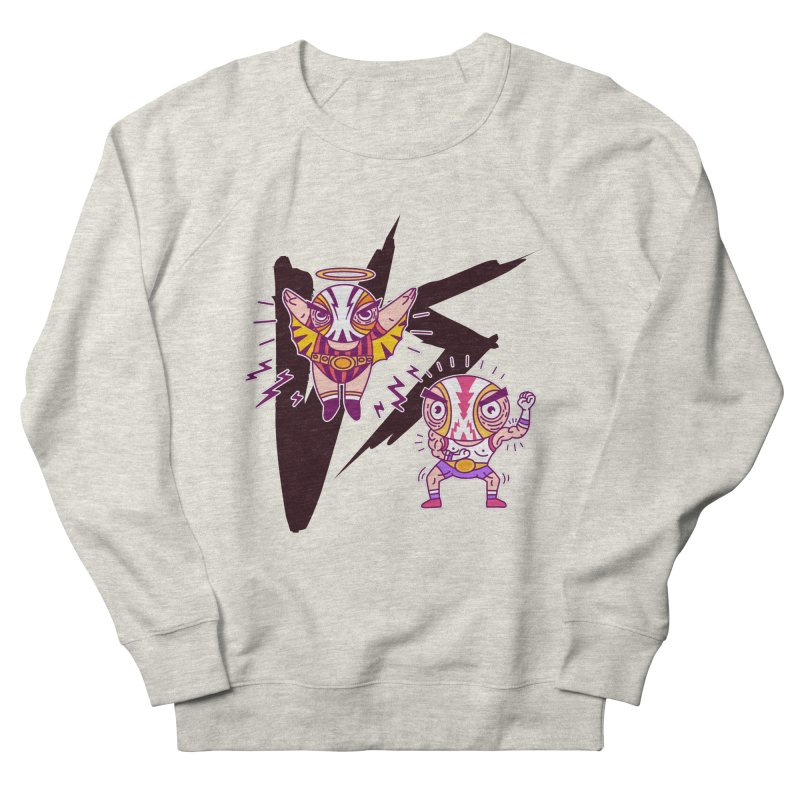 Figthers Men's Sweatshirt by creativosindueno's Artist Shop