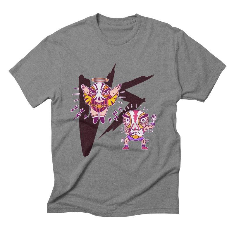 Figthers Men's Triblend T-Shirt by creativosindueno's Artist Shop