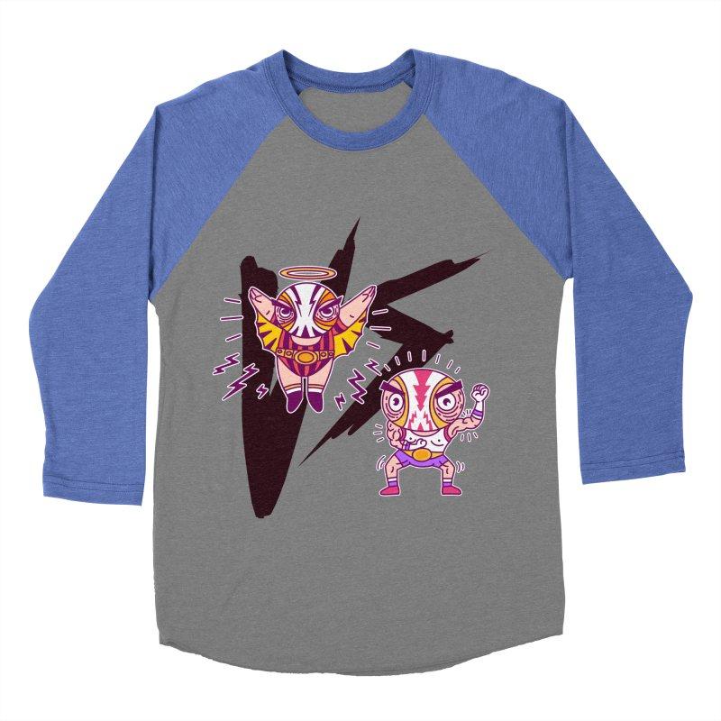 Figthers Men's Baseball Triblend T-Shirt by creativosindueno's Artist Shop