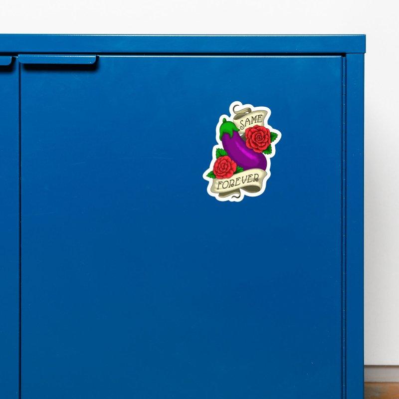Aubergine Accessories Magnet by Creaturista's Fine Goods