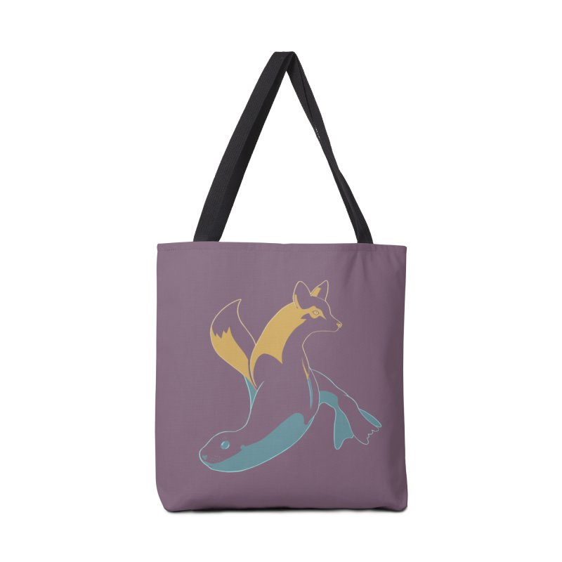 Best of Both Worlds Accessories Bag by Creaturista's Fine Goods