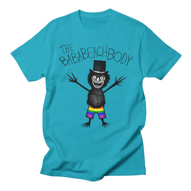 The Baba-Beach-Body Women's T-Shirt by Creaturista's Fine Goods