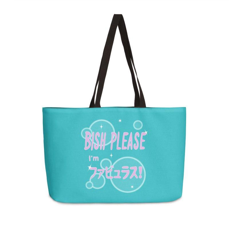 Fabulous! Accessories Weekender Bag Bag by Creaturista's Fine Goods