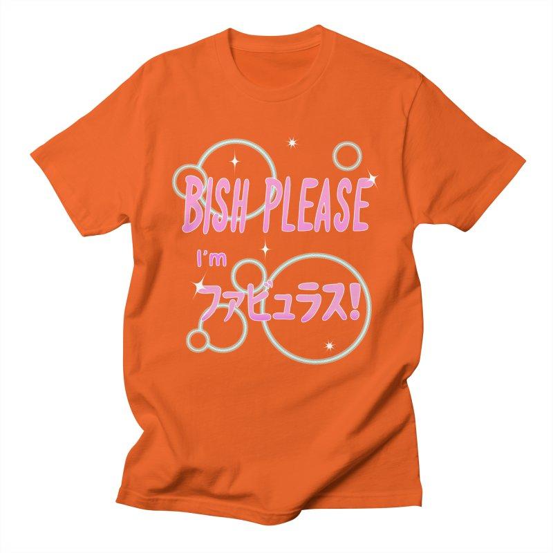 Fabulous! Women's Regular Unisex T-Shirt by Creaturista's Fine Goods