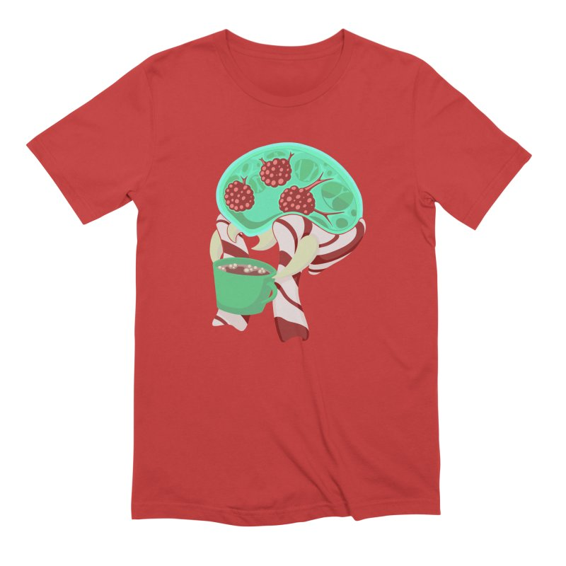 Feeling Festive Men's T-Shirt by Creaturista's Fine Goods