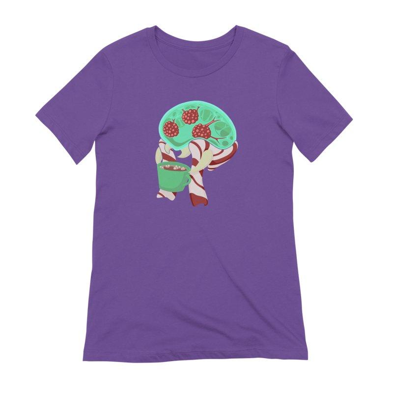 Feeling Festive Women's Extra Soft T-Shirt by Creaturista's Fine Goods