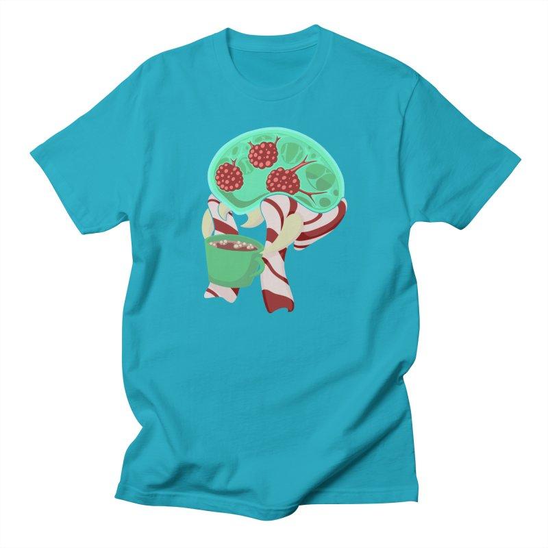 Feeling Festive Men's T-Shirt by Creaturista's Fine Goods
