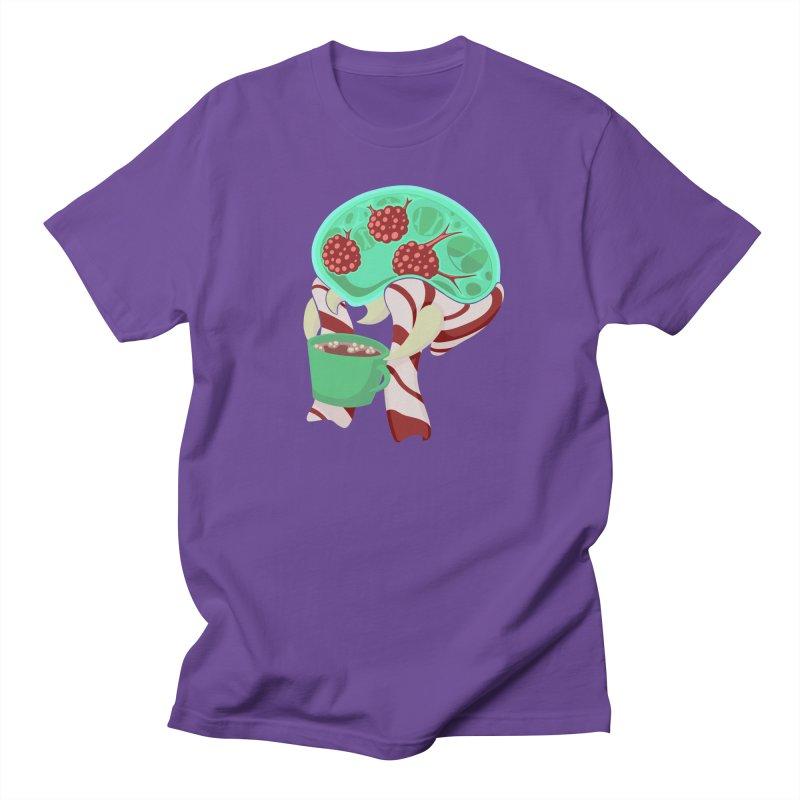 Feeling Festive Men's Regular T-Shirt by Creaturista's Fine Goods