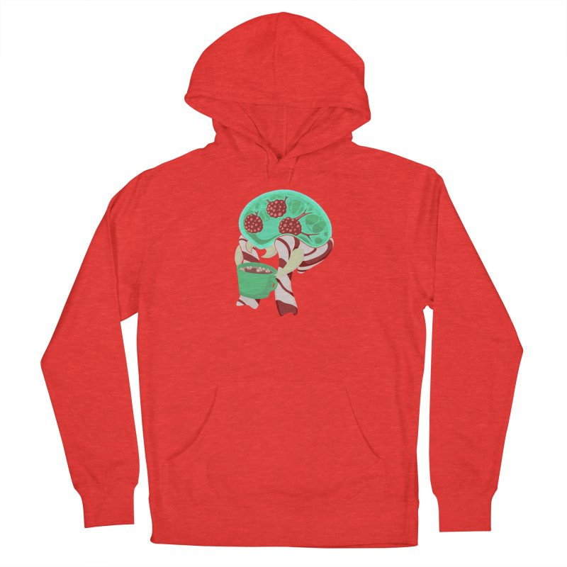 Feeling Festive Men's Pullover Hoody by Creaturista's Fine Goods