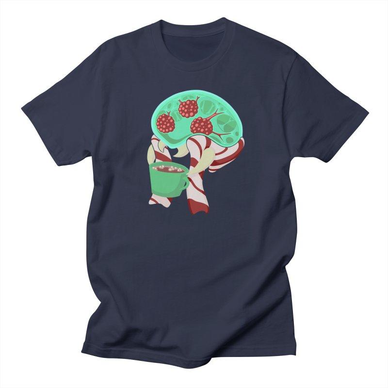Feeling Festive Women's Regular Unisex T-Shirt by Creaturista's Fine Goods