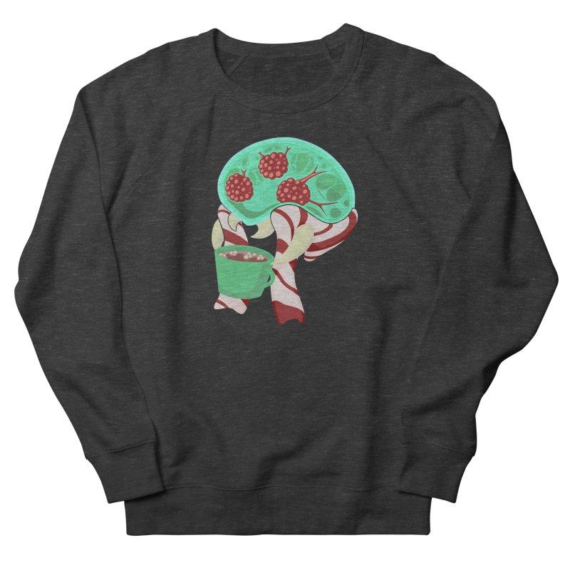 Feeling Festive Women's French Terry Sweatshirt by Creaturista's Fine Goods