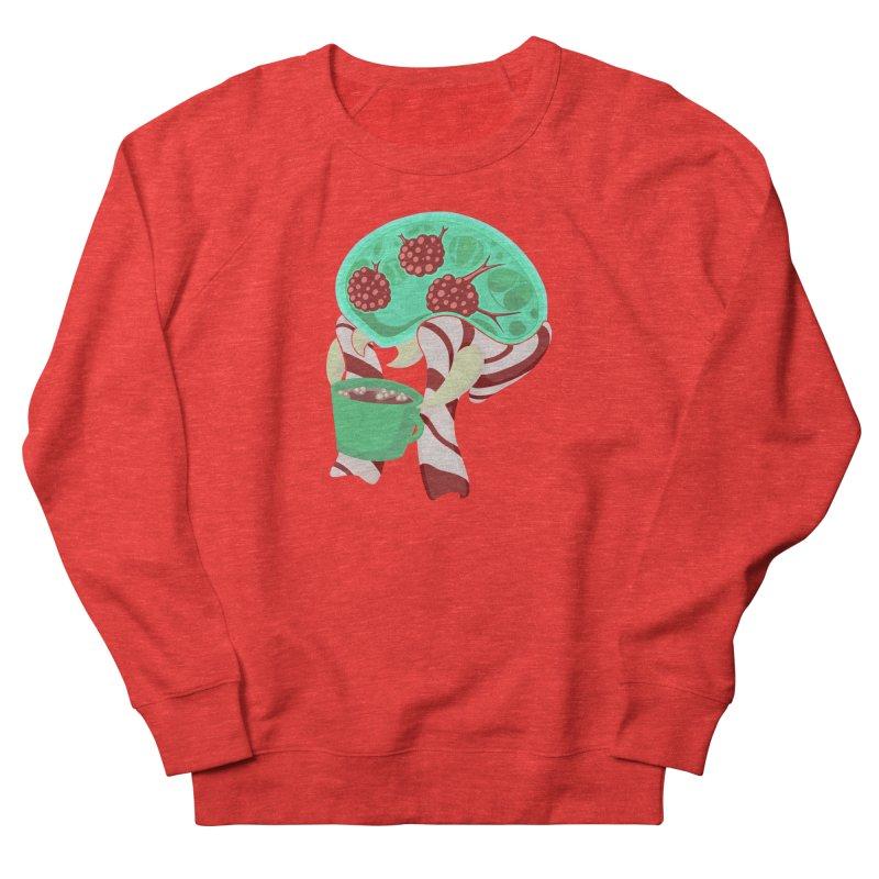 Feeling Festive Men's Sweatshirt by Creaturista's Fine Goods
