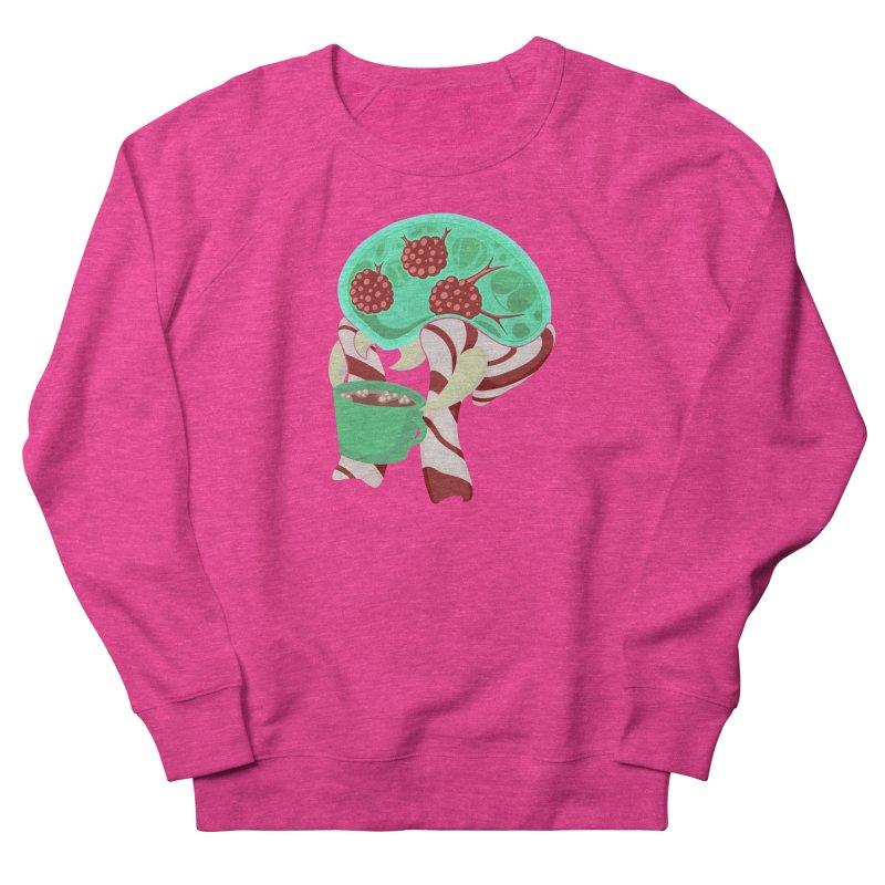 Feeling Festive Men's French Terry Sweatshirt by Creaturista's Fine Goods