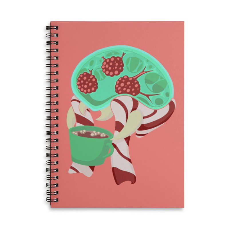 Feeling Festive Accessories Notebook by Creaturista's Fine Goods
