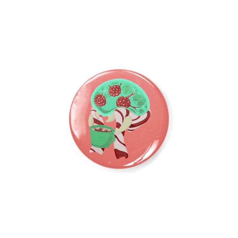 Feeling Festive Accessories Button by Creaturista's Fine Goods