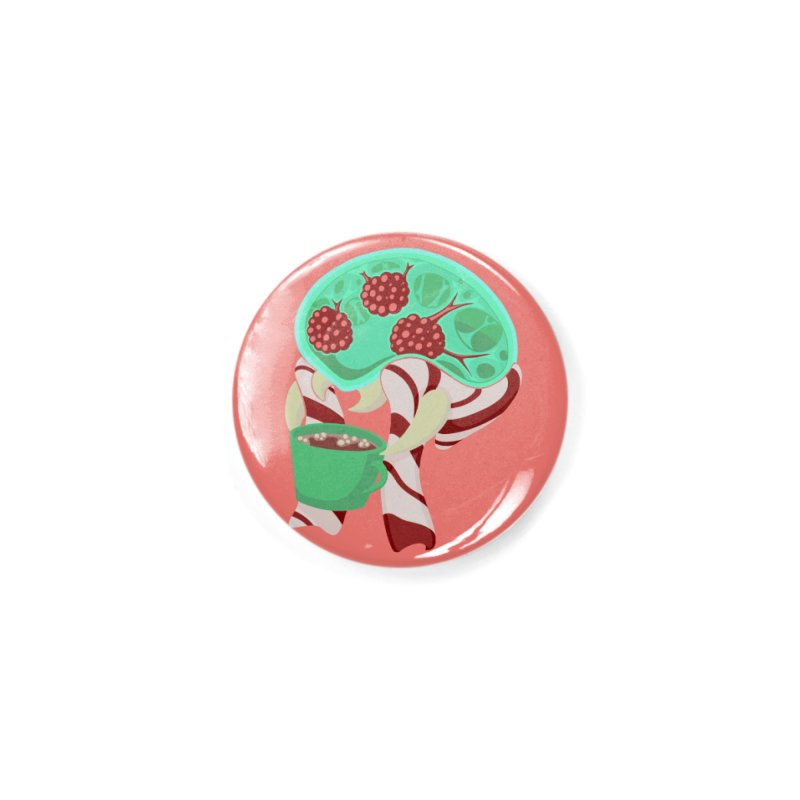 Feeling Festive Accessories Button by Creaturista's Fine Goods