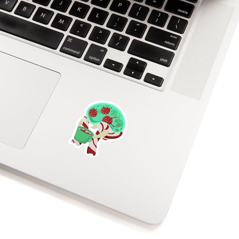 Feeling Festive Accessories Sticker by Creaturista's Fine Goods