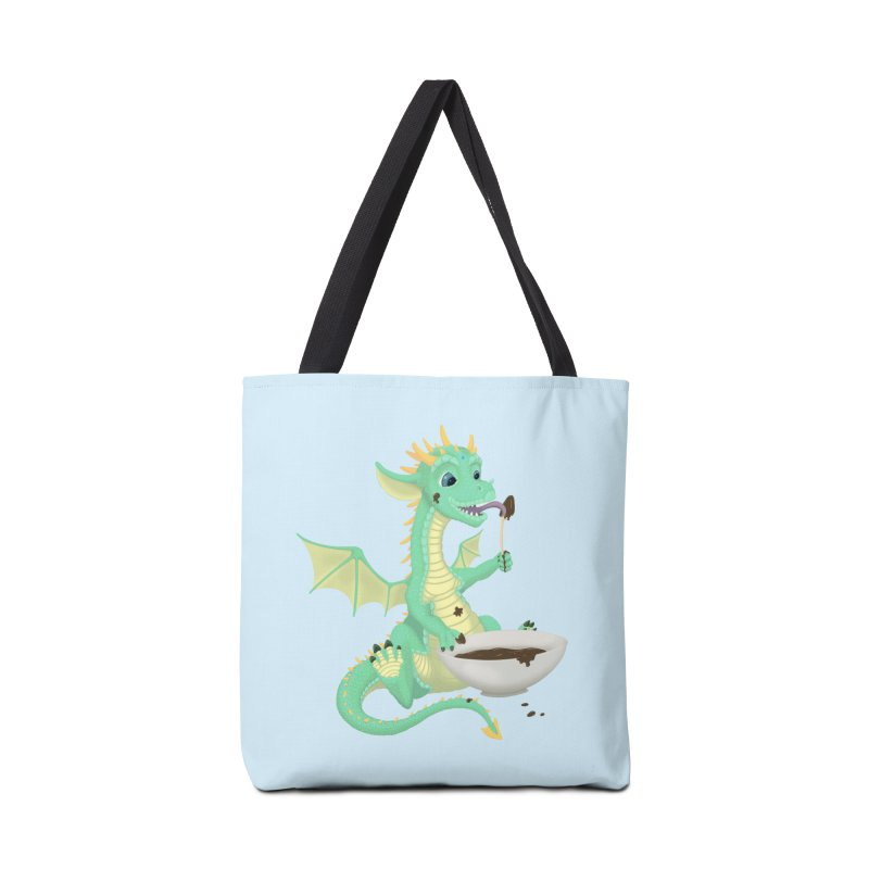Helper Dragon Accessories Bag by Creaturista's Fine Goods