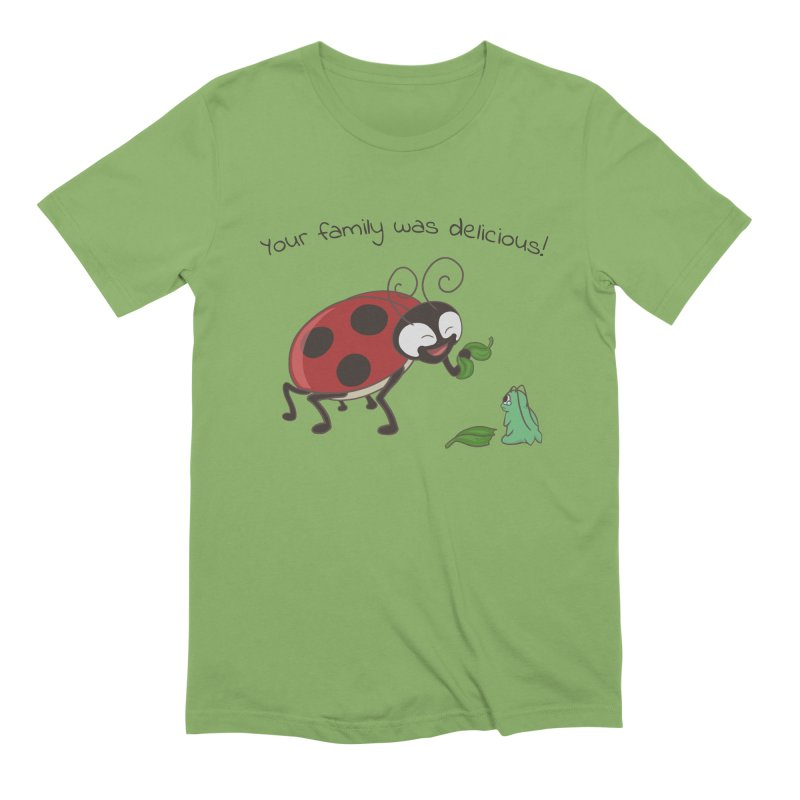 Adorable Monster Men's Extra Soft T-Shirt by Creaturista's Fine Goods