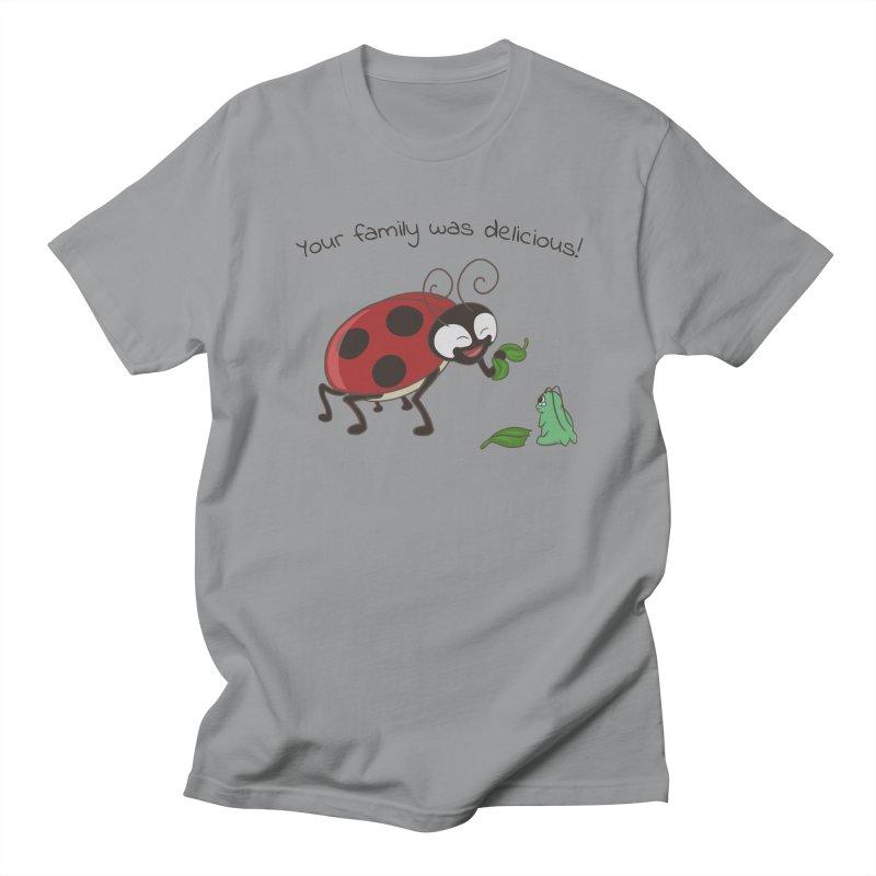 Adorable Monster Women's Regular Unisex T-Shirt by Creaturista's Fine Goods