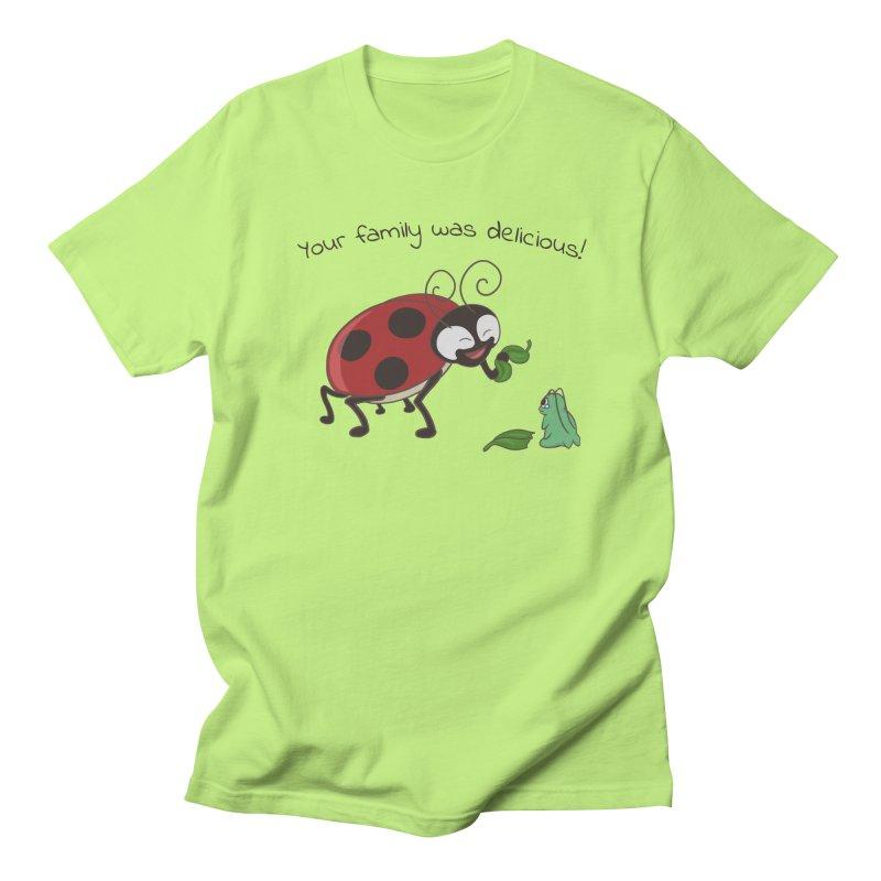 Adorable Monster Men's T-Shirt by Creaturista's Fine Goods
