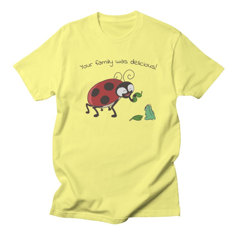 Adorable Monster Men's T-Shirt by Creaturista's Fine Goods
