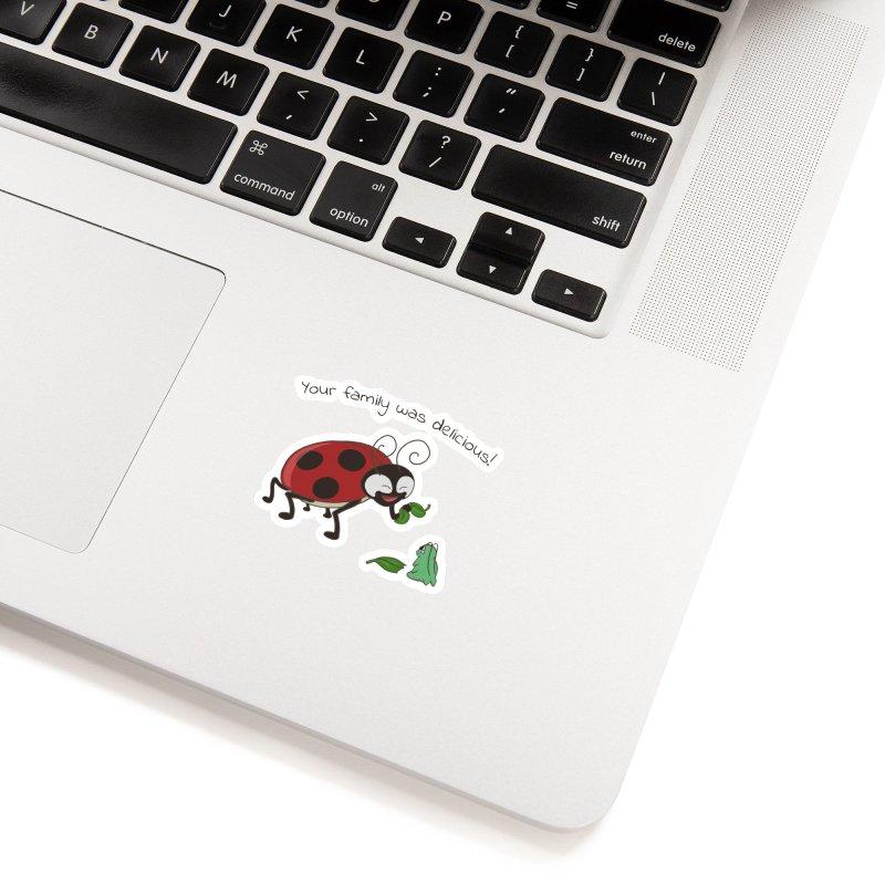 Adorable Monster Accessories Sticker by Creaturista's Fine Goods