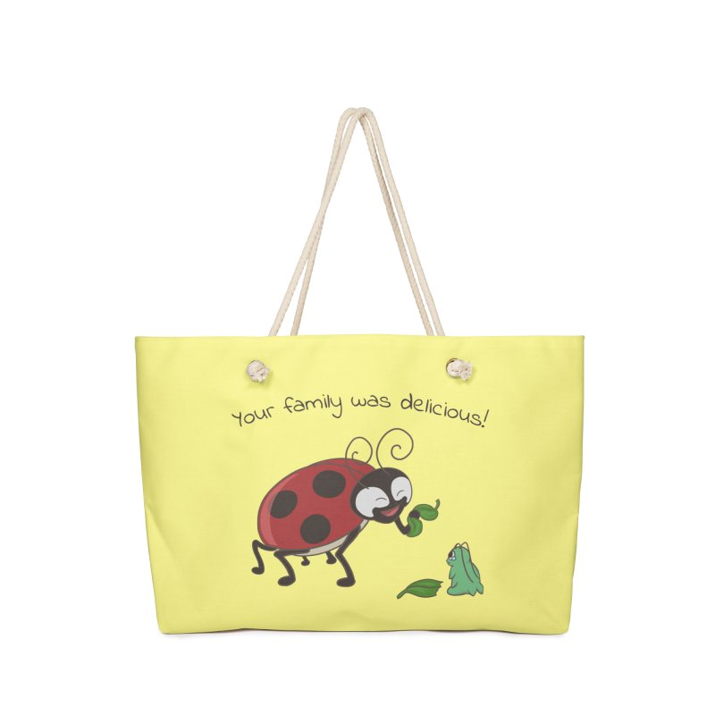 Adorable Monster Accessories Bag by Creaturista's Fine Goods