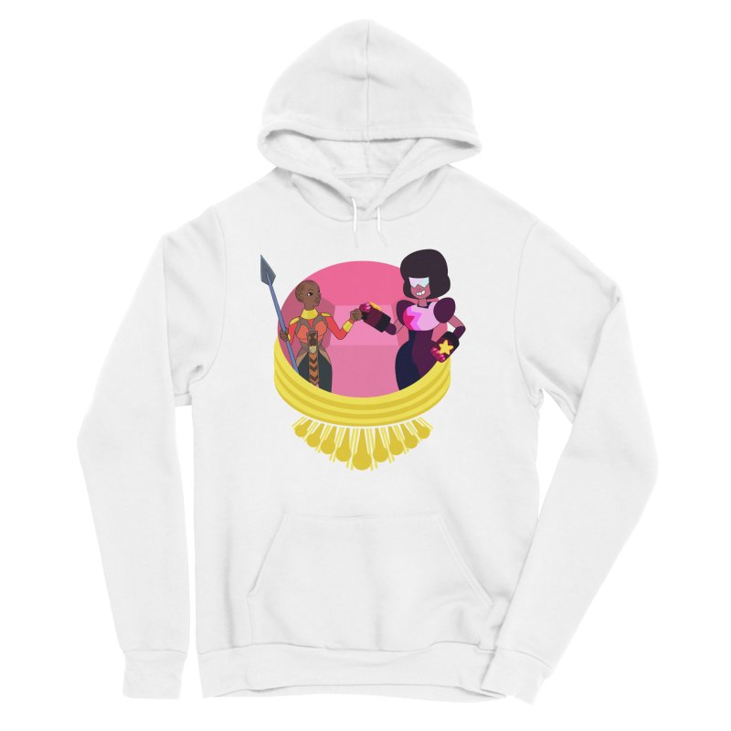 Respect Women's Sponge Fleece Pullover Hoody by Creaturista's Fine Goods