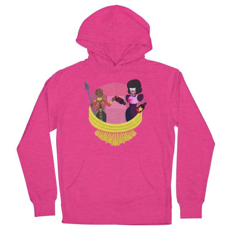 Respect Women's French Terry Pullover Hoody by Creaturista's Fine Goods