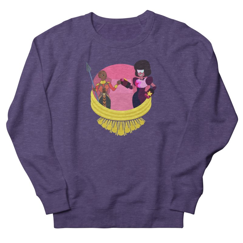 Respect Women's French Terry Sweatshirt by Creaturista's Fine Goods