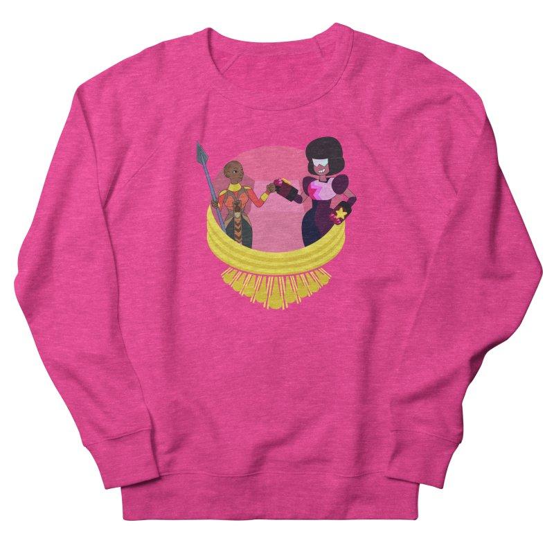 Respect Women's French Terry Sweatshirt by Creaturista's Fine Goods