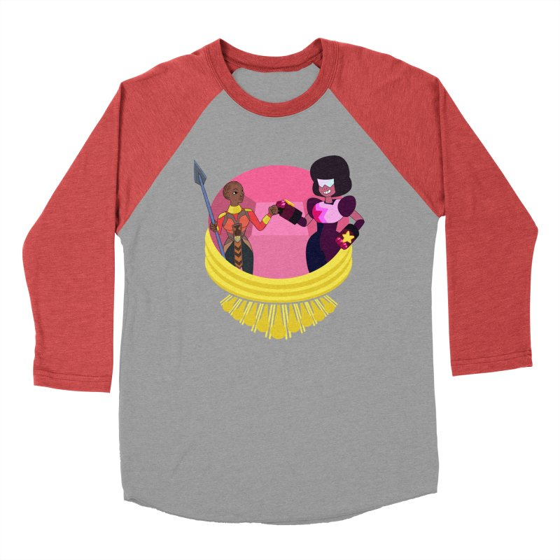 Respect Men's Baseball Triblend Longsleeve T-Shirt by Creaturista's Fine Goods