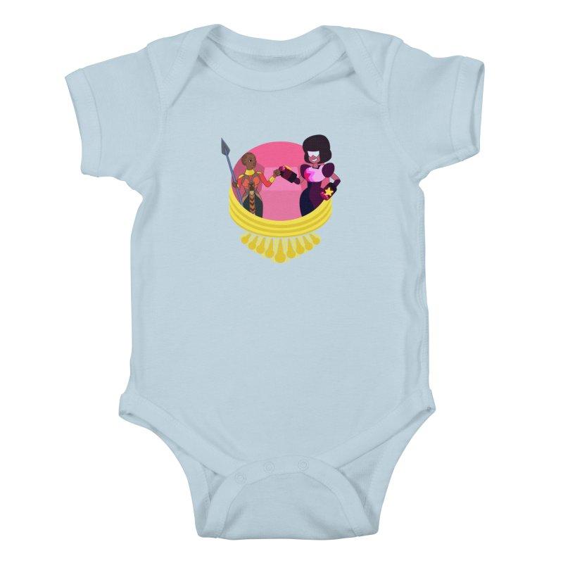 Respect Kids Baby Bodysuit by Creaturista's Fine Goods