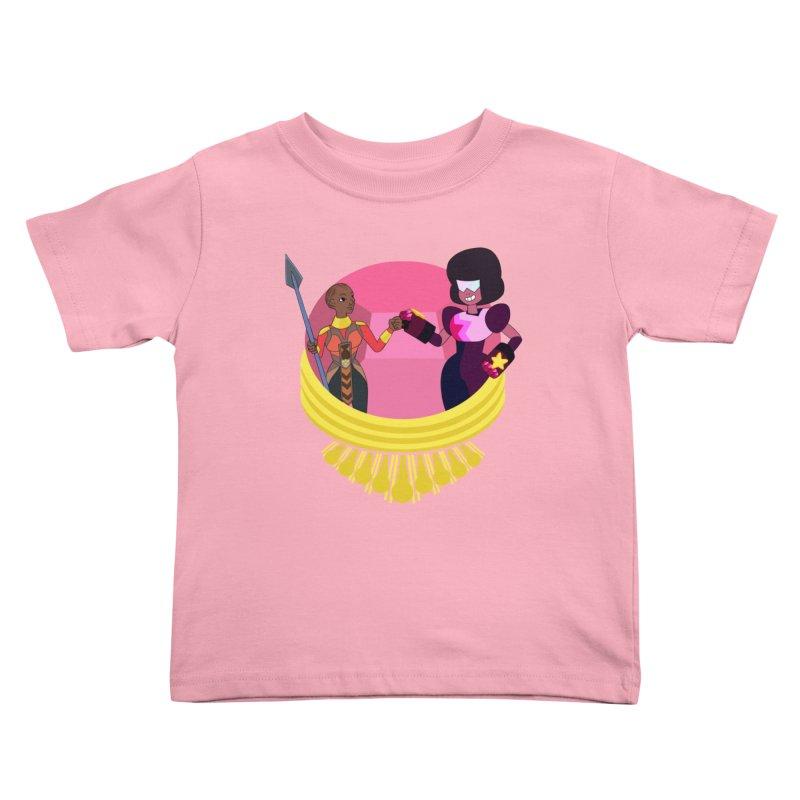 Respect Kids Toddler T-Shirt by Creaturista's Fine Goods