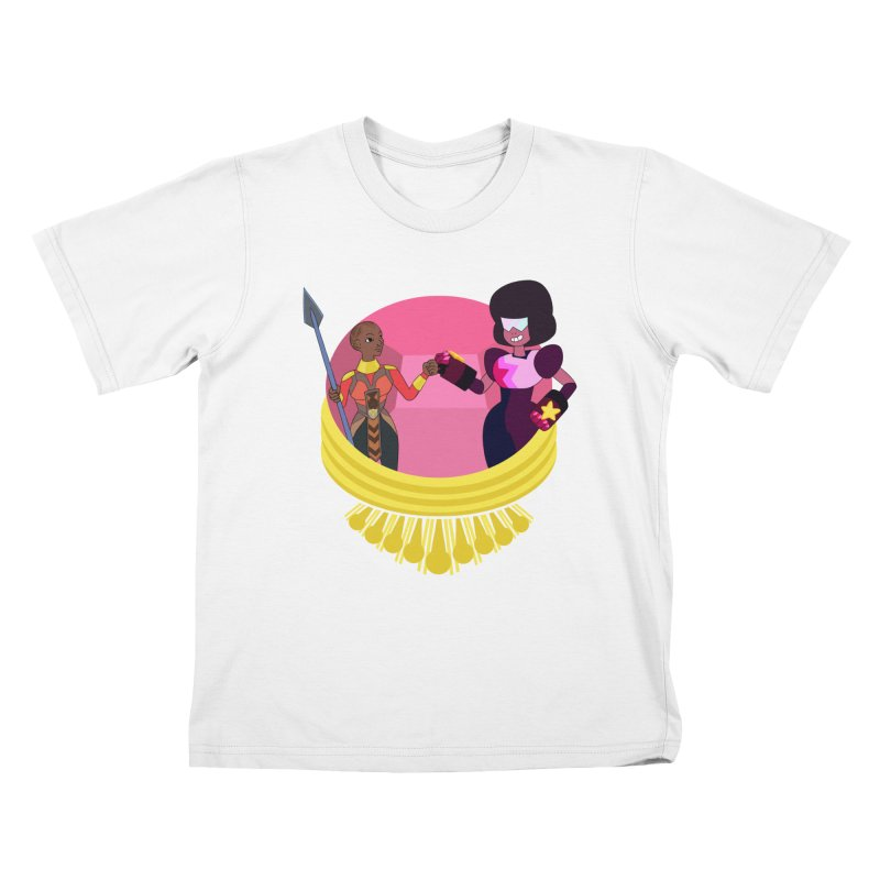 Respect Kids T-Shirt by Creaturista's Fine Goods
