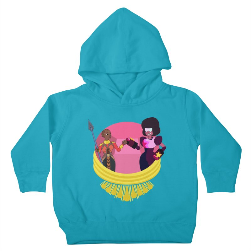 Respect Kids Toddler Pullover Hoody by Creaturista's Fine Goods